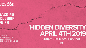 HubSpot's Second Inclusion Event Themes 'Hidden Diversity'