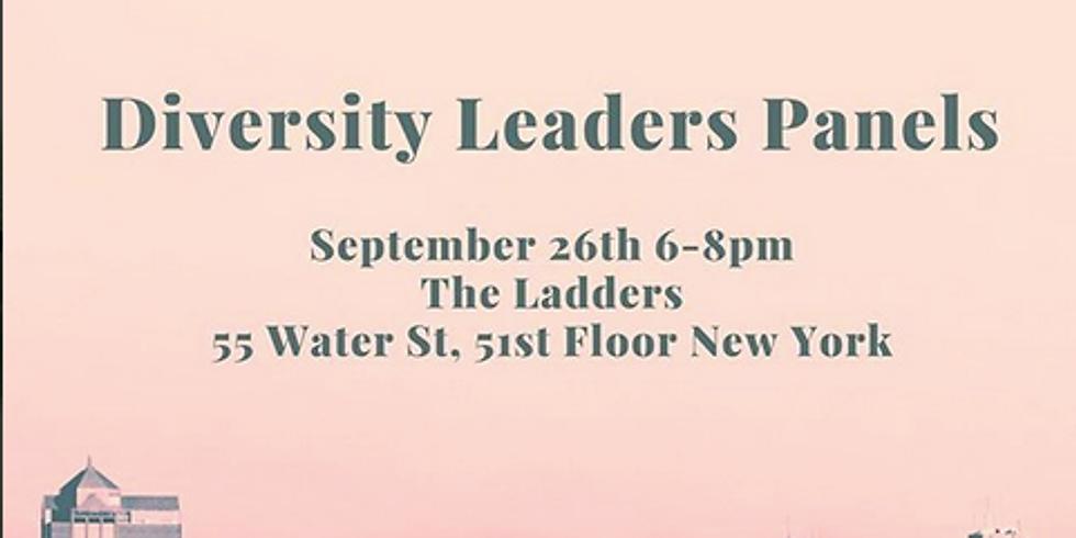 Diversein Diversity Leaders Panels New York City