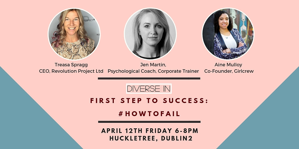First Step to Success: How to Fail Workshop