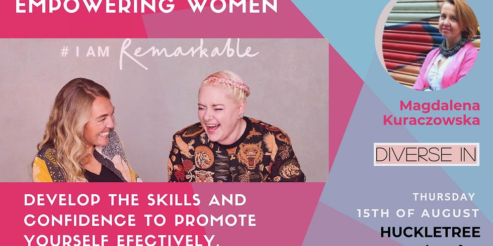 IamRemarkable Empowering Women to Self Promotion