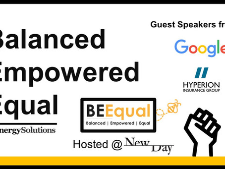 NewDay to Host Balanced Empowered Equal Event in London