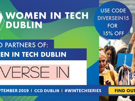 Join Women in Tech Dublin with Special Discount