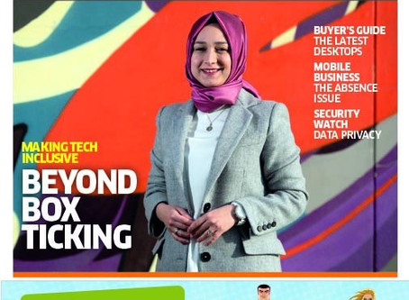 Recommended Read: How to Make Tech Inclusive