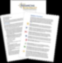 Online Financial Report