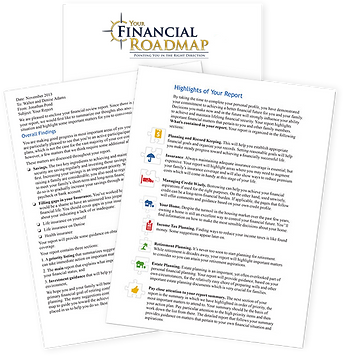 Online Financial Report