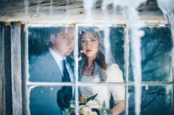 Wedding Winter Window #1