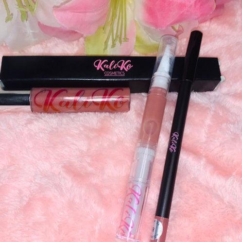 Lip Gloss & Pencils