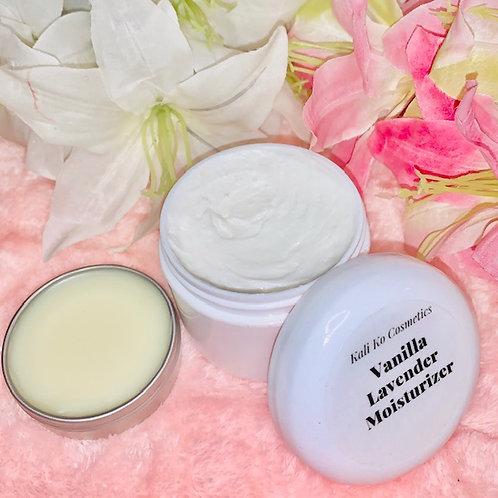 Vanilla Lavender Bomb & Lotion