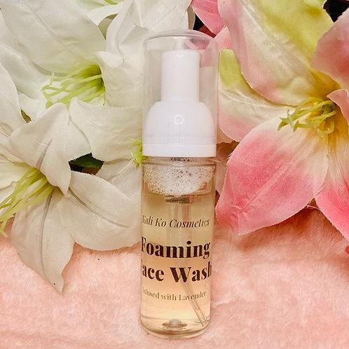 Lavender Foaming Face Wash