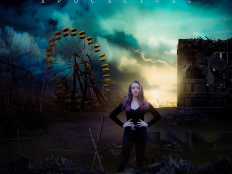 """APOCALYPSE"", THE LATEST SINGLE FROM SONGWRITER AMBER PROTHERO"