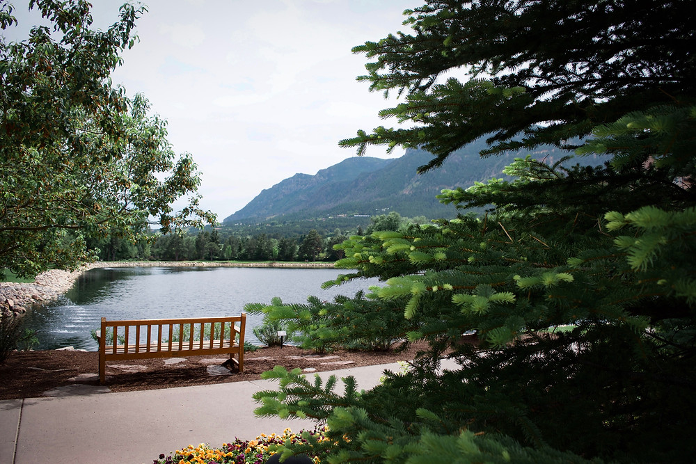Holly Canon Travel and Lifestyle Blog Colorado Springs Colorado Denver The Broadmoor Paddle Boat Hotel