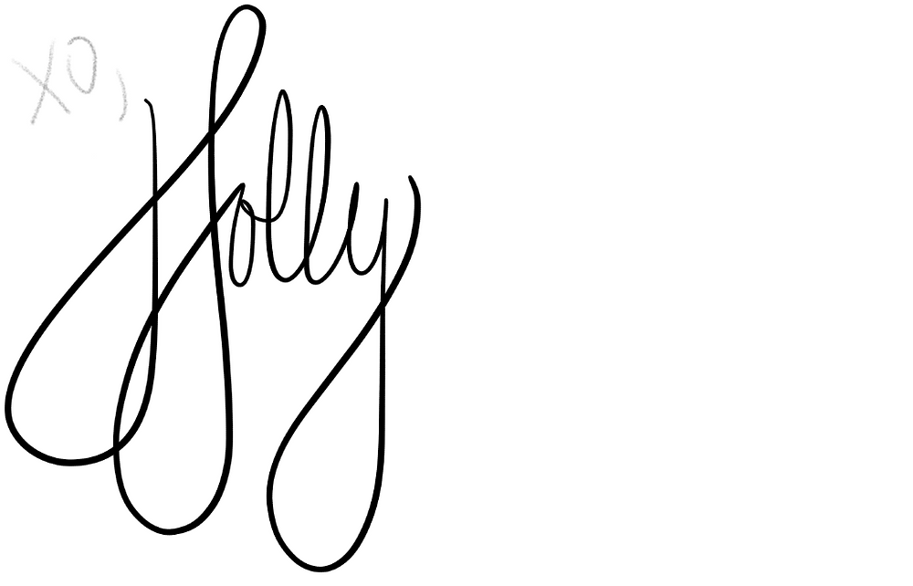 Holly Canon Blog Signature Lifestyle and Travel