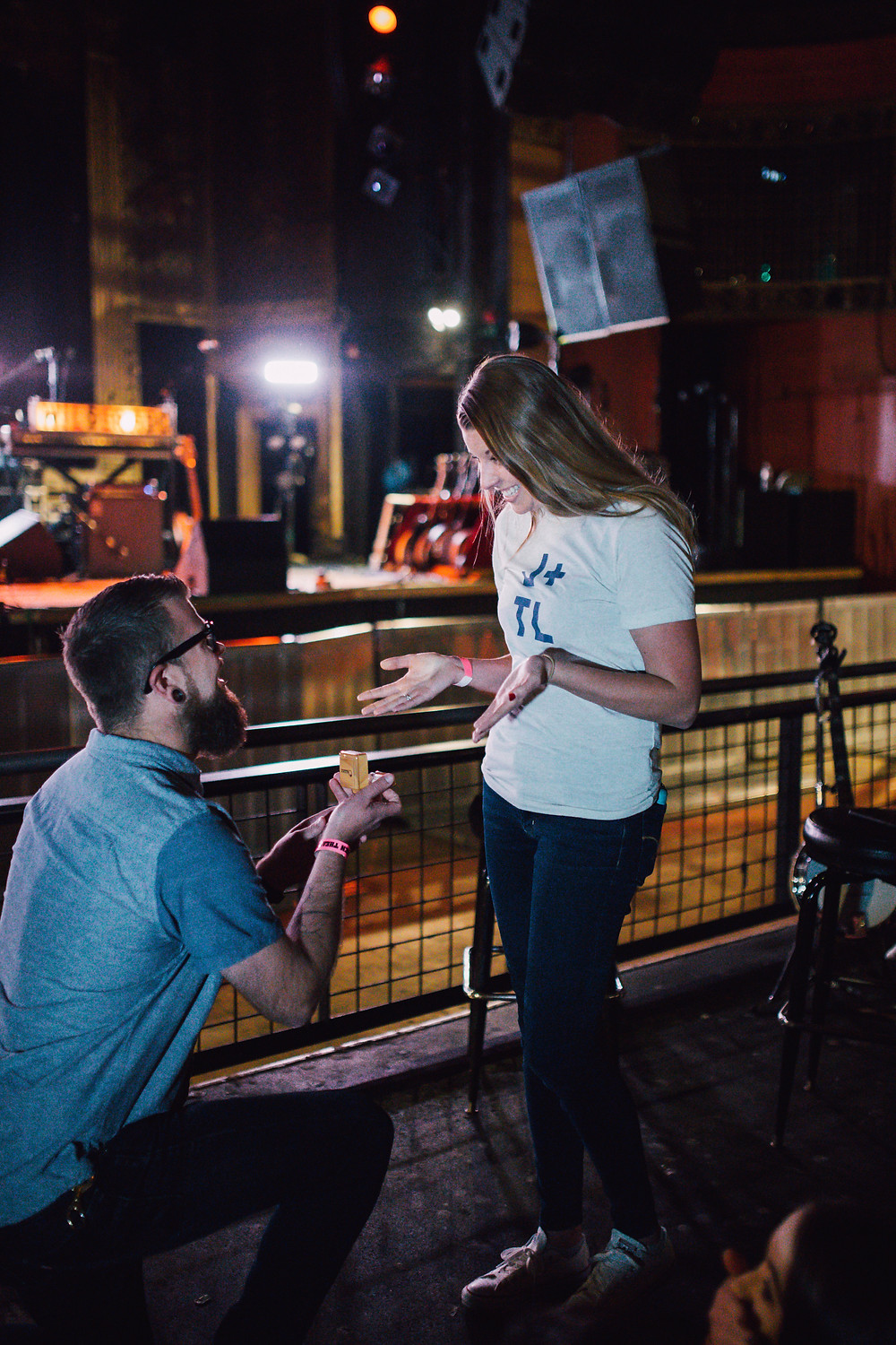 Holly Canon Travel and Lifestyle Blog Ashlee Crowden Photography Jordan Bousman of Bearded Bousman Photo Co Judah and the Lion Proposal Story