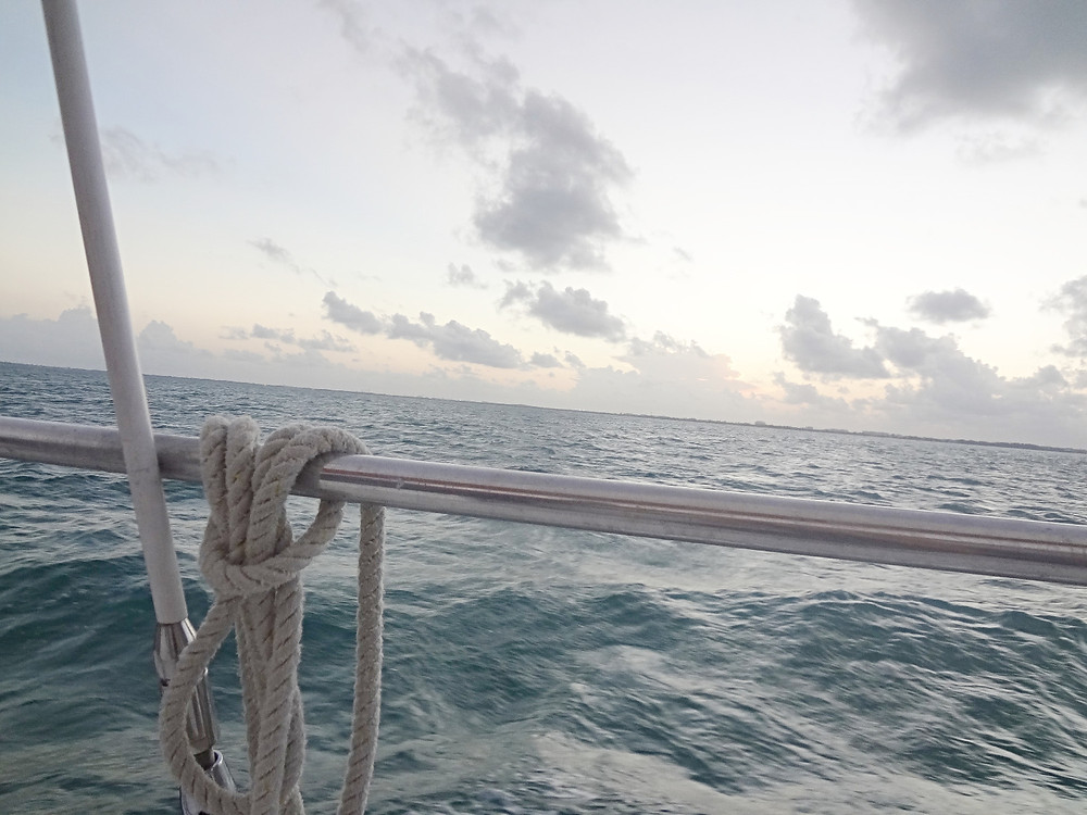 Holly Canon Travel and Lifestyle Blog Catamaran Ferry Ride with Read Sail Sports
