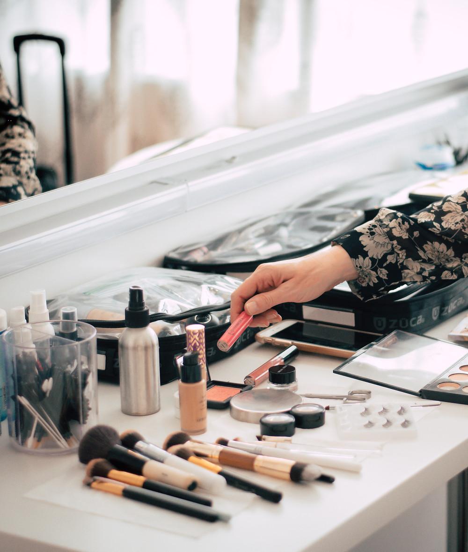 Holly Canon Travel and Lifestyle Blog Nicole Toledo Makeup Artistry Beauty Lounge Denver Colorado Bridal Beauty Services Bearded Bousman Photo Co.