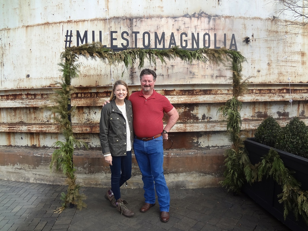Holly Canon Travel and Lifestyle Blog Magnolia Market at the Silos Chip and Joanna Gaines