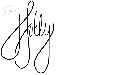 Holly Canon Travel and Lifestyle Blog Signature
