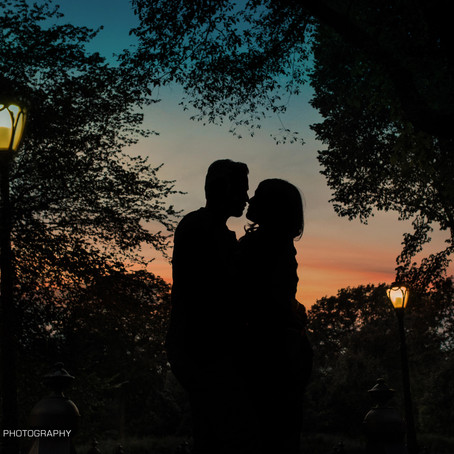 KANIKA & NAMAN ENGAGEMENT PHOTOS | CENTRAL PARK | DUMBO | NYC