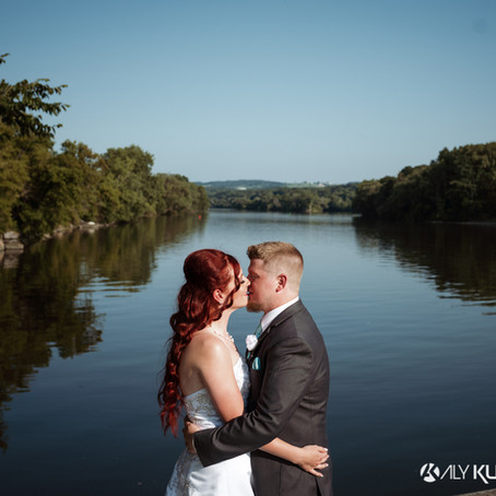 BRIANNE & JUSTIN'S WEDDING | AMSTERDAM NY