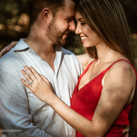 RUTH MARY & JULIEN ENGAGEMENT PHOTOS | CENTRAL PARK NYC