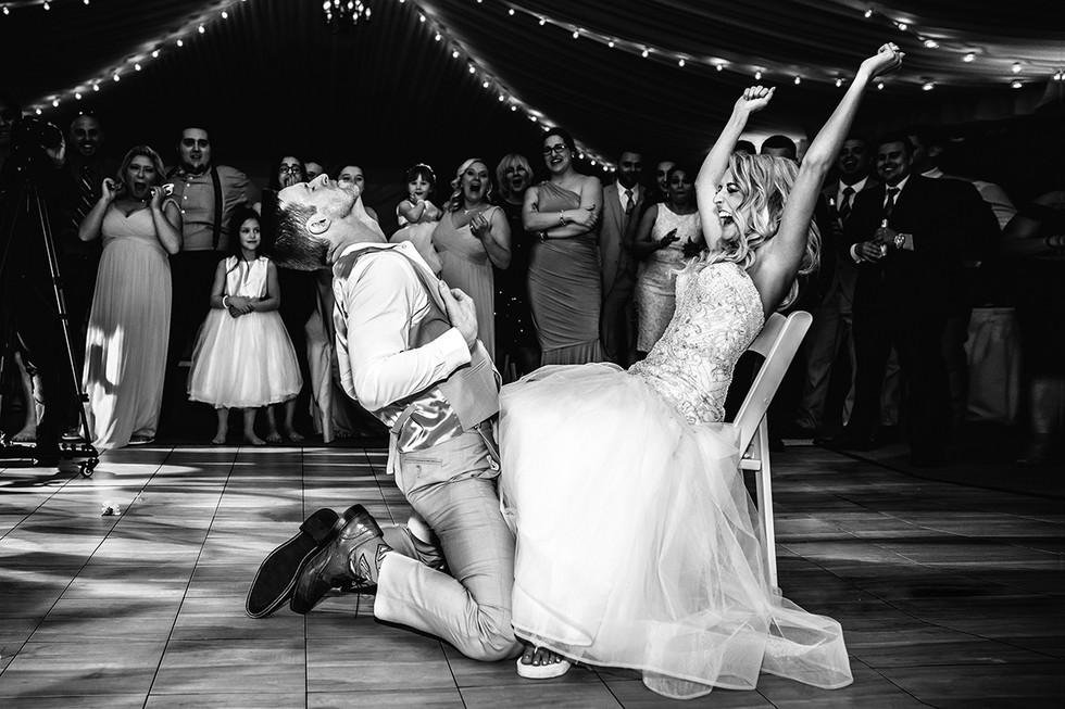 Award Winning wedding photo - Aly Kuler.