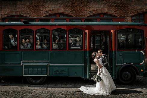 Art Factory nj wedding photos - Aly Kule