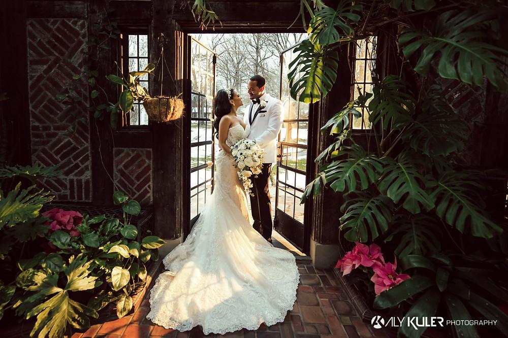 Sophia & Na'eem wedding at the greenhouse