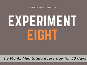 Experiment #8 - The Monk