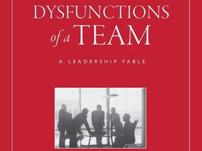 The Five Dysfunctions of a team - Patrick Lencioni