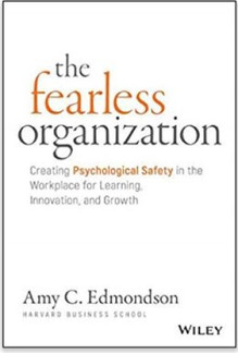 The Fearless Organisation