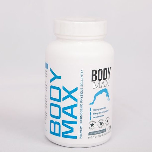 Body Max Weight Loss & Fat Burner Supplement