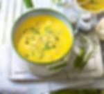 Carrot & Butter Bean Soup