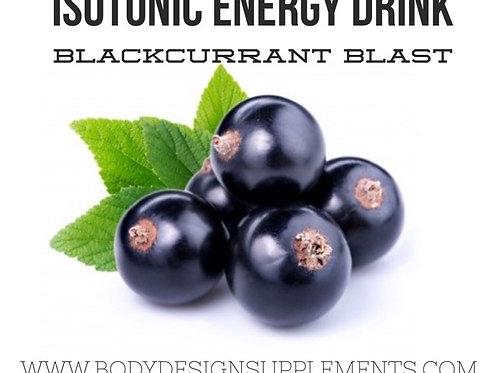 Isotonic Energy Drink - Blackcurrant Blast