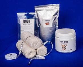 inch loss & body wrap kits