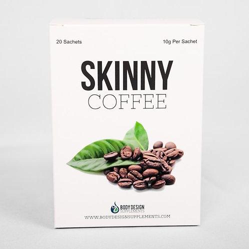 Skinny Coffee Slimming Drink 20 Pack