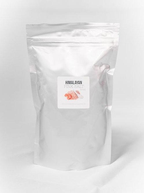Himalayan Pink Salt Bag 500g