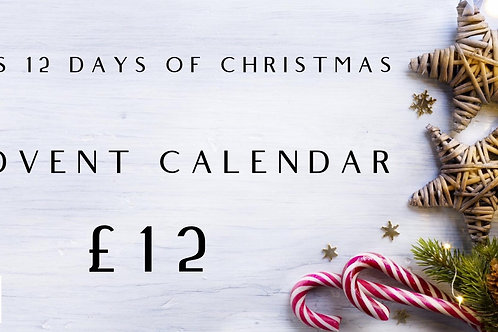 BDS 12 Days of Christmas Advent Calendar