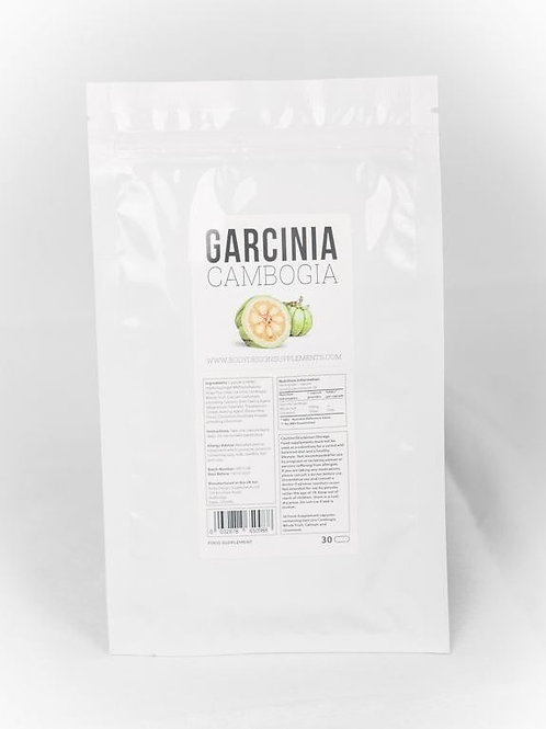 Garcinia Cambogia Weight Loss Supplement 30 pack