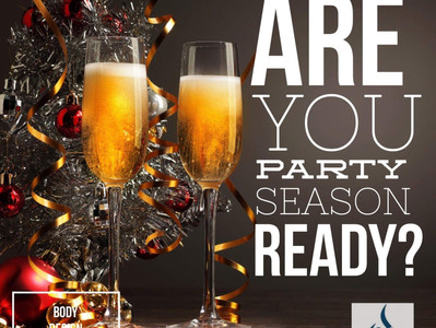Are you Christmas Party Ready?!