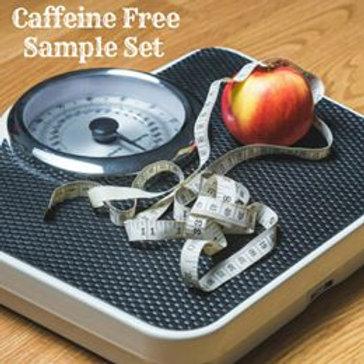 Caffeine Free Sample Set