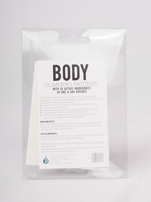 Boot Camp Body Slimming Patches (rep)