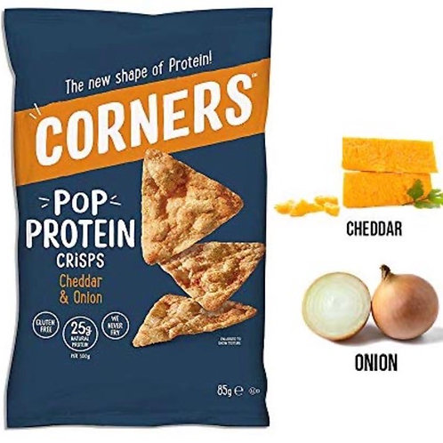 Corners Pop Crisps