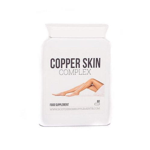 Copper Skin Complex 60 (Rep)