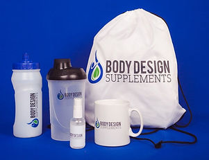 Body Design accessories range