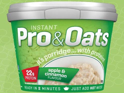 Instant Pro & Oats