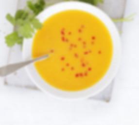 Thai Squash Soup