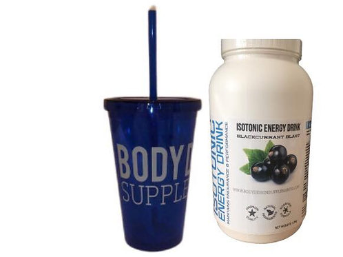 Isotonic Energy Drink + Cup