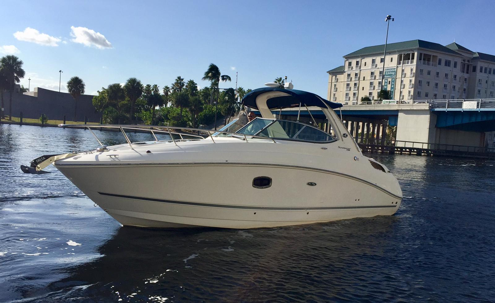 2010 280 Searay Sundancer