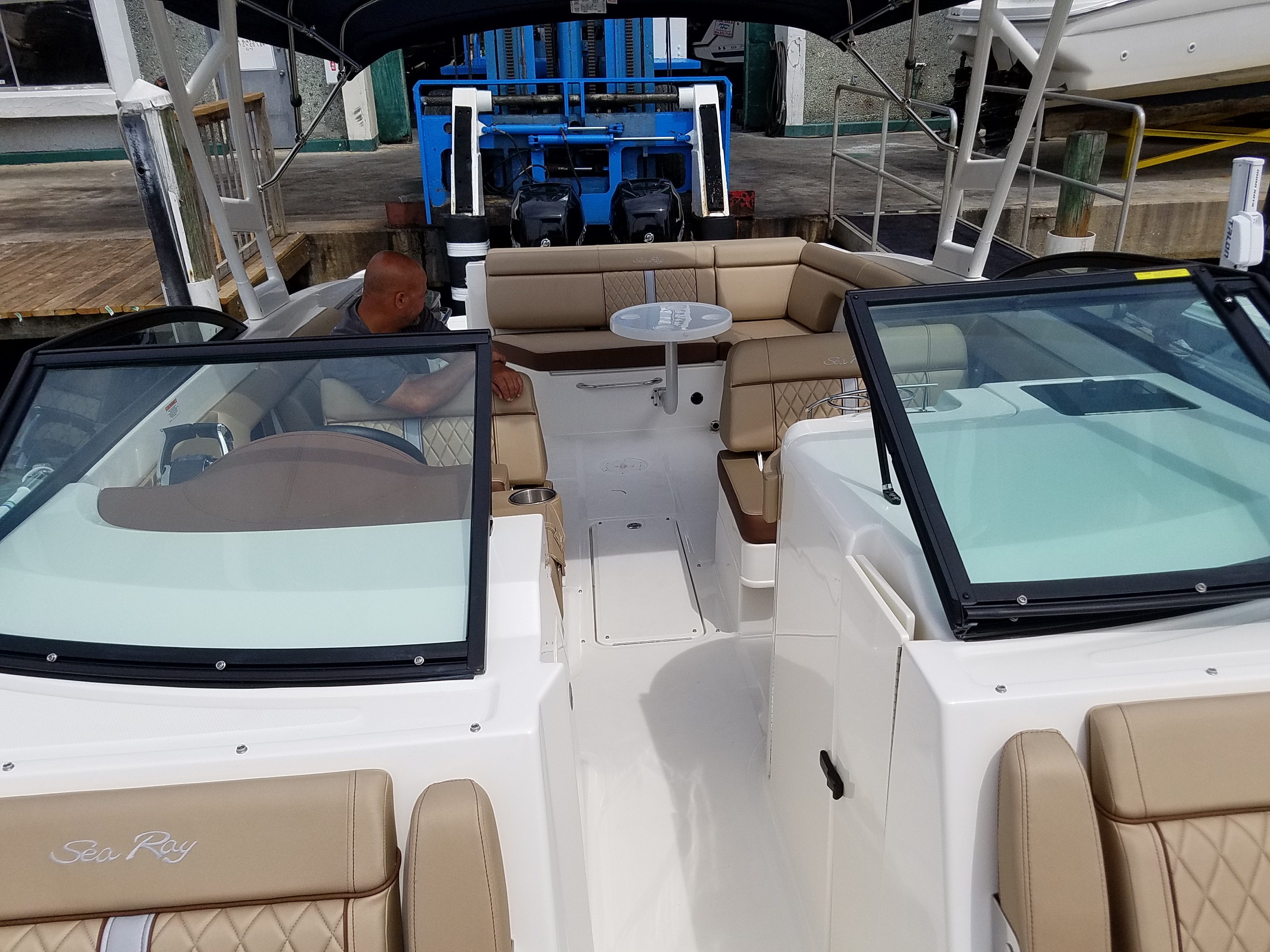 2016 Sea Ray Sundeck