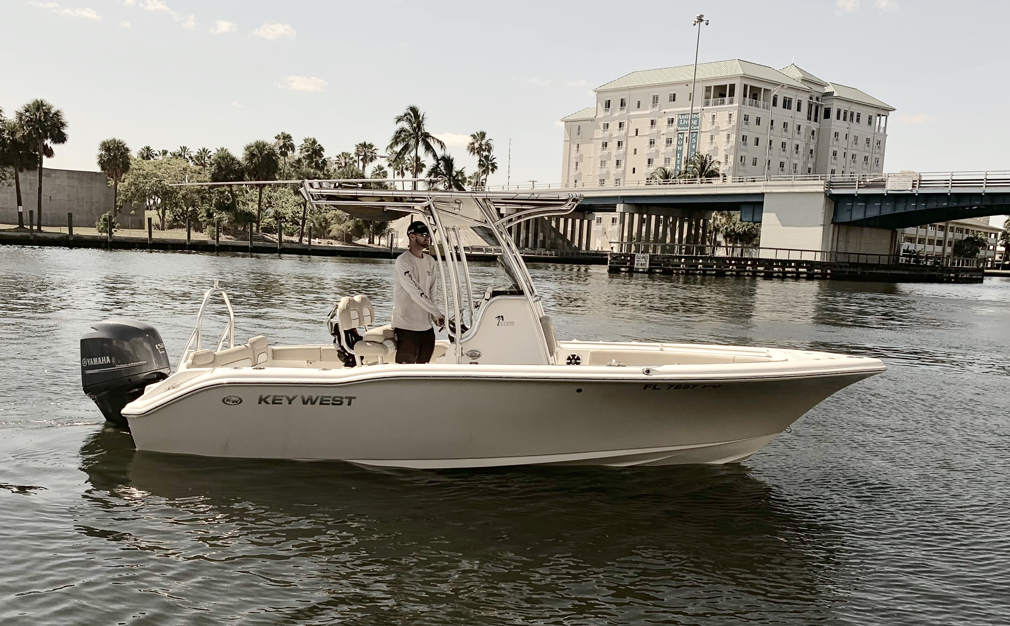 2015 Key West 219 FS